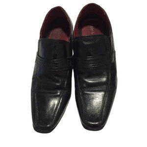 Hush Puppies Size 41 Men's Black Dress Shoes